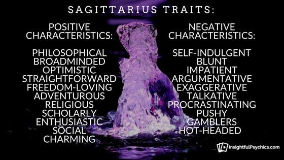 sagittarius traits