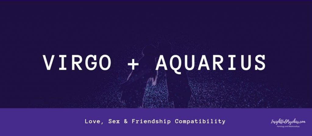 aquarius + virgo